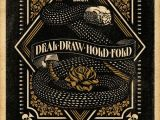 L Drawing Card Diamondback Playing Cards by Aaron Von Freter Via Behance Ar L