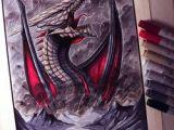 Lethalchris Drawing Dragons Giant Dragon Drawing by Lethalchris Art In 2019 Drawings Dragon