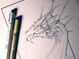 Lethalchris Drawing Dragons Pin by Lucy Johns On Dragonsies In 2018 Drawings Fantasy Art Dragon