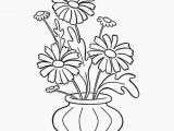 Line Drawing Of Flowers Roses Best Of Drawn Vase 14h Vases How to Draw A Flower In Pin Rose