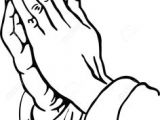 Line Drawing Of Hands Shaking An Outline Of Praying Hands Can Be Used In Different Types Of Arts