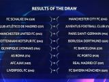 Match 6 Drawing Champions League and Europa League Draw Live Round Of 16 32 as Com