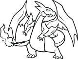 Mega Charizard Y Drawing Easy Charizard Coloring Page Elegant Charizard Pokemon Coloring Page
