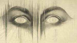 Mind S Eye Drawing Surreal Art Lip and Eye Johns Seeing with the Minds Eye and