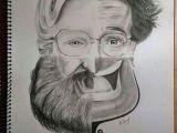 Miss U Drawing Robin Williams We Miss You Favorites Pinterest Art Draw and Robin