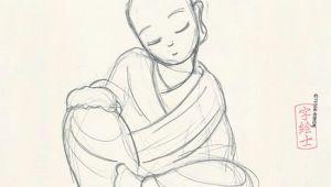 Monks Drawing Things Monk Sketch by 7e55e Kawaii Buddhism Buddhism Buddhist Art