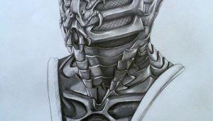 Mortal Kombat X Drawings Easy Mortal Kombat Scorpion Drawing Mortal Kombat Mortal Kombat