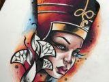 Nefertiti Drawing Tumblr 31 Best Nefertiti Tattoo Images Egypt Tattoo Egyptian Tattoo