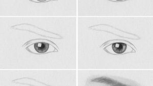Pencil Drawing Of Realistic Eyes How to Draw A Realistic Eye Art Drawings Realistic Drawings