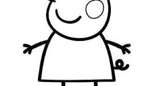 Peppa Pig Easy to Draw Peppa Pig Of Peppa Wutz Ausmalbilder Schon Peppa Pig