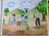 Plantation Drawing Easy Pin by Naile Hoxha On Foto Easy Drawings Environment