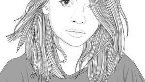 Popular Girl Drawing Outline Art and Drawing Iµi Ioi I I Maria Outline Art