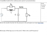 R Drawing Function solved 1 A Simplified Model Of the Cardiovascular System