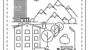 R Drawing Vectors Vector Borders Fresh Landscape Vector Line Inspirational Elements