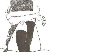 Sad Girl Drawing Cartoon Pin On because I Like It