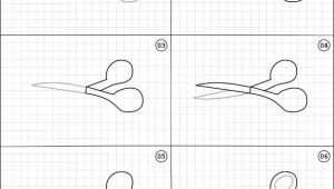Scissors Drawing Easy Pin by Caitlin Keating On Draw Easy Drawings Simple