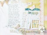Scrapbook Drawings Ideas Homespun with Heart Prima Pink Paislee Watercolorfun Week