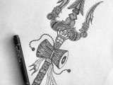 Shiva Drawing Images Easy Pin by Rajesh Punk On Lord Shiva Shiva Tattoo Design
