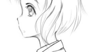 Simple Drawing Of A Girl Side View 9 Best Anime Side View Images Manga Drawing Anime Art Anime Girls