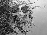 Skull Drawing for Tattoo Evil Skull Drawing Drawing Ideas Pinterest Skull Art Drawings