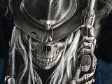 Skull Drawing Grim Reaper Bad ass Drawings Grim Reaper Evil Skull Art Art Skulls Skull