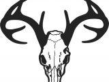 Skull Drawing Outline This is Best Deer Skull Clip Art 14201 Deer Skull Drawing Free