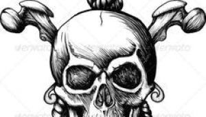 Skull Drawing Pirate 22 Best Pirate Flag and Skull Tattoo Designs Images Pirate Ship
