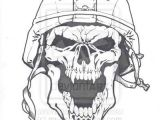 Skull Drawing with Fire Cool Army Drawings Army Skull by Mr Ss On Deviantart Videos