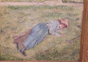 Sleeping Girl Drawing Sleeping Girl Picture Of Kunsthalle Bremen Tripadvisor