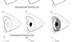 Steps for Drawing An Eye Drawing Eyes Eyeshadow Pinterest Drawings Realistic Drawings