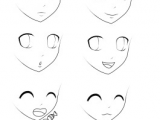 Steps How to Draw Anime Characters How to Draw How to Draw Anime for Kids Hellokids Com