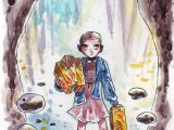 Stranger Things Drawing Book 13 Best Images About Strenger Things On Pinterest Dibujo Foxes