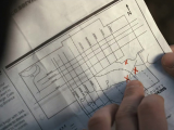 Stranger Things Drawing Map Hawkins Stranger Things Wiki Fandom Powered by Wikia