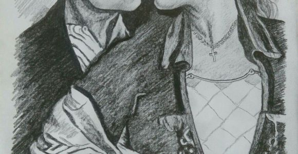 The Real Drawing Of Rose On Titanic Jack E Rose Drawings Art Titanic Drawings Titanic Art
