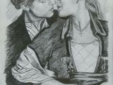 The Real Drawing Of Rose Titanic Jack E Rose Drawings Art Titanic Drawings Titanic Art