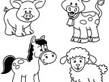 Toddler Drawing Of A Dog Animal Coloring Pages for toddlers Best Of Animal Coloring Book for