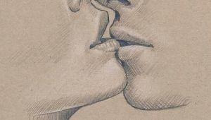 Tumblr Drawing Kiss Image Result for Drawing People Kiss Drawings Drawings Art
