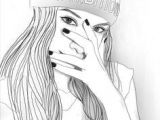 Tumblr Drawing to the Bone 137 Best Tumblr Girl Outlines Images Pencil Drawings Tumblr