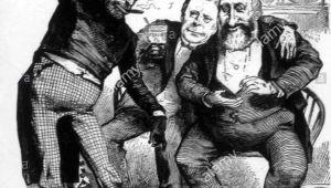 Ulysses S Grant Cartoon Drawing Ulysses S Stockfotos Ulysses S Bilder Alamy