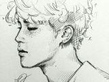 V Drawing Jimin 367 Best Bts Fanart Images In 2019 Drawings Bts Drawings Kpop Fanart