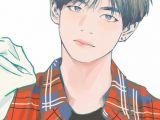 V Drawing Jimin V Taehyung Fanart Random K Idols Wallpaper Art Bts Bts