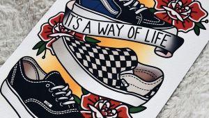 Vans Drawing Tumblr Your Weekly Art Fix by Rosey Jones Eye Candy Pinterest Art