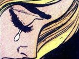 Vintage Drawing Tumblr Tumblr Crying Girl Wallpapers