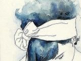 Watercolor Drawing Tumblr Pin by Genevieve Bastedo On Navy Blue Pinterest Watercolor
