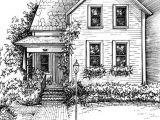 White House Drawing Easy Pinterest