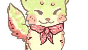 Wolf Drawing Kawaii Sushi Dog Cartoon Wolves Pinterest Animal Drawings Cute