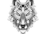 Wolf Drawing Sitting Down Wolf Images Stock Photos Vectors Shutterstock