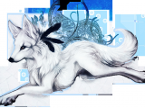 Wolf Drawing Transparent Take Away the Feathers and the Background and I D so Get This as A