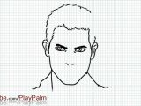 Wolf Drawing Tutorial Youtube How to Draw Derek Hale From Teen Wolf Video Mtv Very Easy