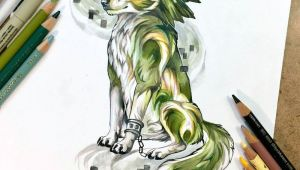 Wolf Link Drawing Wolf Link by Lucky978 Wolves In 2018 Wolf Draw Deviantart